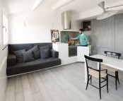 Small But Well Organized Apartment In Camogli