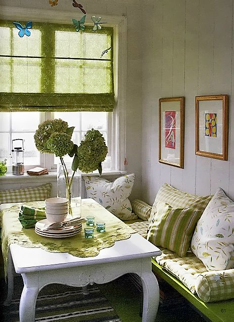 30 Small Dining Rooms And Zones Decorated With Style - DigsDigs