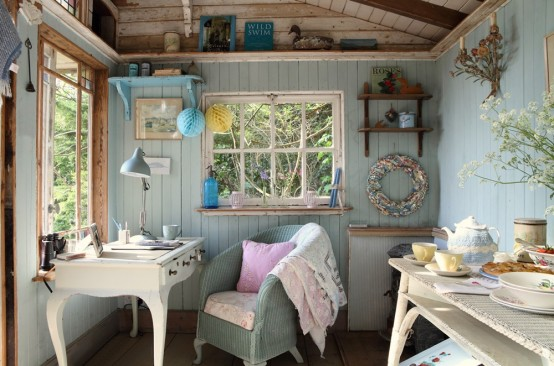 Small Island Cottage With A Traditional Interior