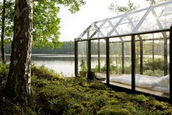 Small Modular Houses To Put On The Lake Shore