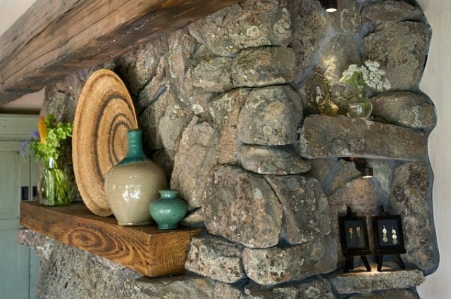 Small Stone Cottage Reminding Of The Hobbit