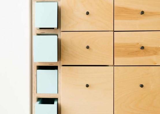 Smart 15 Square Meters Apartment Design