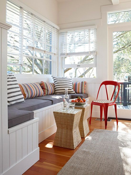smart and creative small sunroom decor ideas - Sunroom Decor