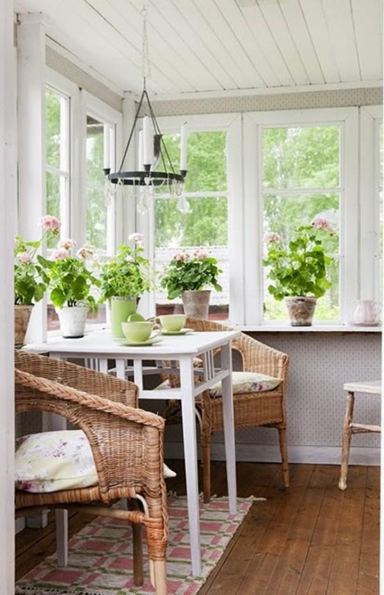 26 smart and creative small sunroom d cor ideas digsdigs