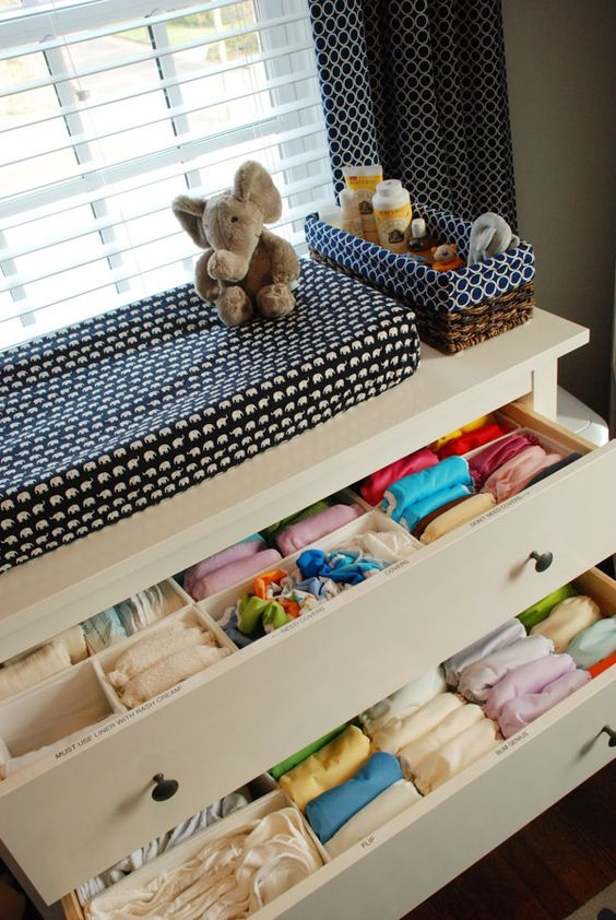 Picture Of smart and fun kids clothes organizing ideas  18