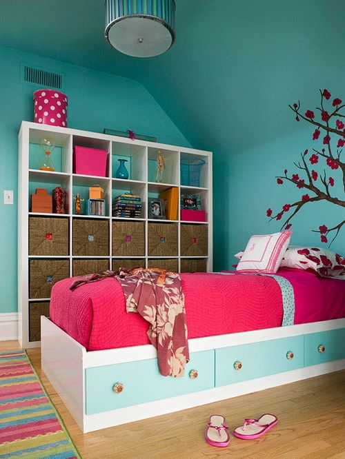 simple office like storage units could become your bedroom 39 s storage