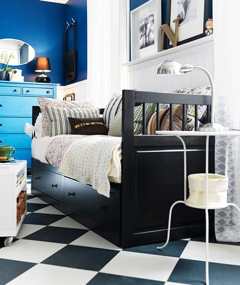 Bedroom Ideas Ikea: 57 Smart Bedroom Storage Ideas