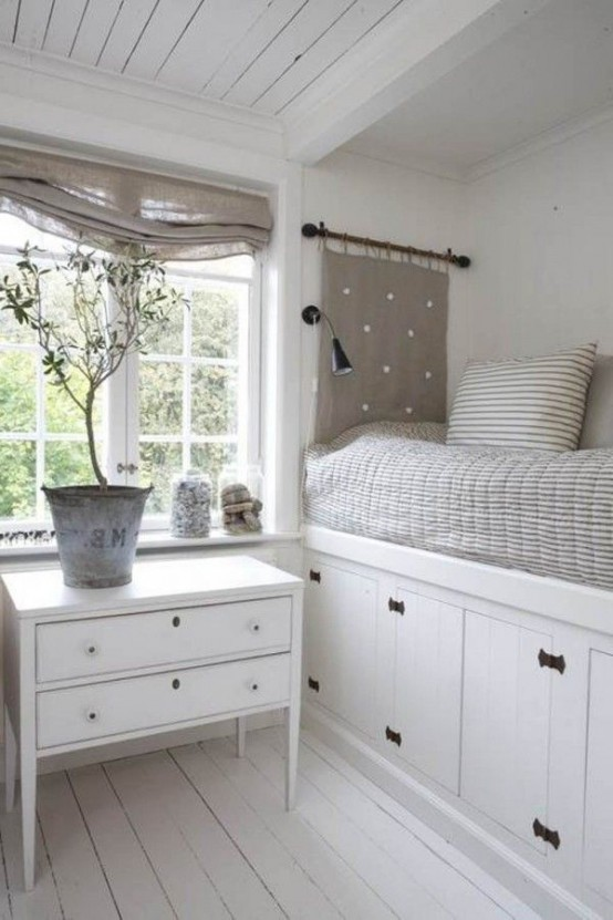 Smart Bedroom Storage Ideas. 57 Smart Bedroom Storage Ideas   DigsDigs