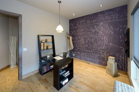 32 smart chalkboard home office d 233 cor ideas digsdigs home decorators ideas amusing diy crafts home decor top