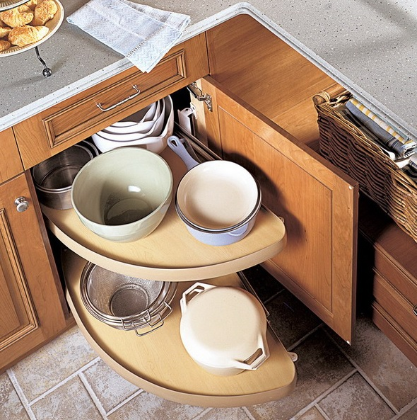 38 Smart Concealed Kitchen Storage Spaces