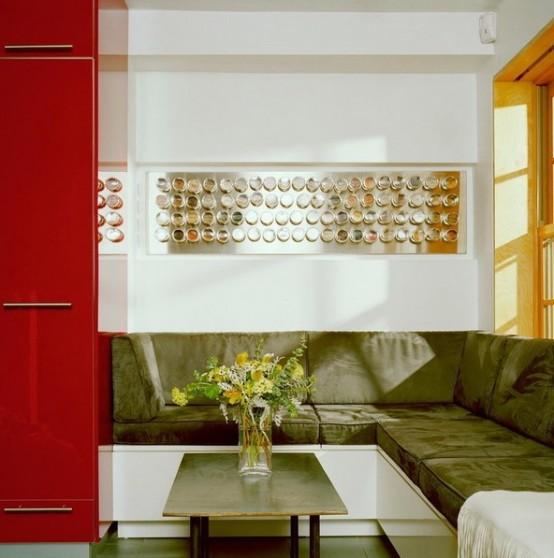 38 Smart Concealed Kitchen Storage Spaces Digsdigs