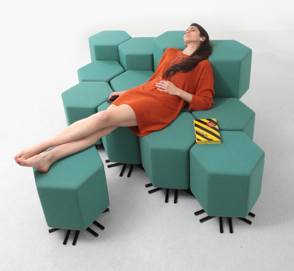 Super Smart Lift Bit Sofa That Can Be Raised Or Lowered