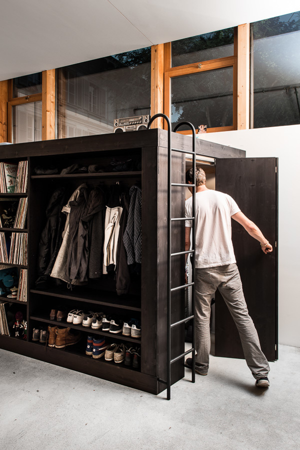Smart Living Cube Storage For Tiny Apartments Digsdigs