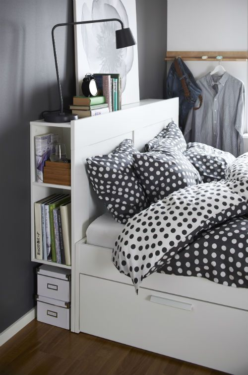 Picture Of smart storage beds that wont spoil your interior  5