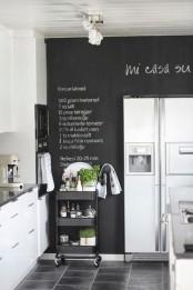 IKEA Raskog to store cooking supplies