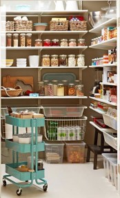 IKEA Raskog can become a great addition to a pantry