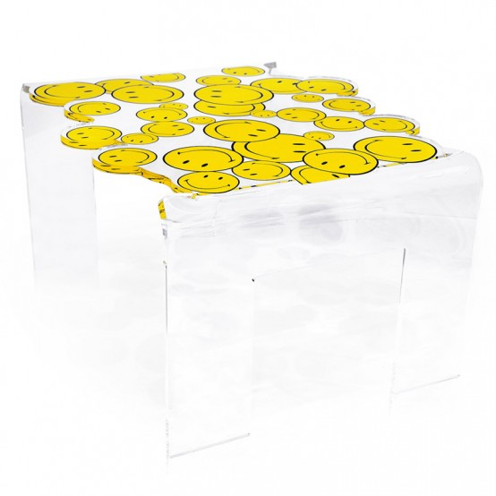 Smiling Coffee Table