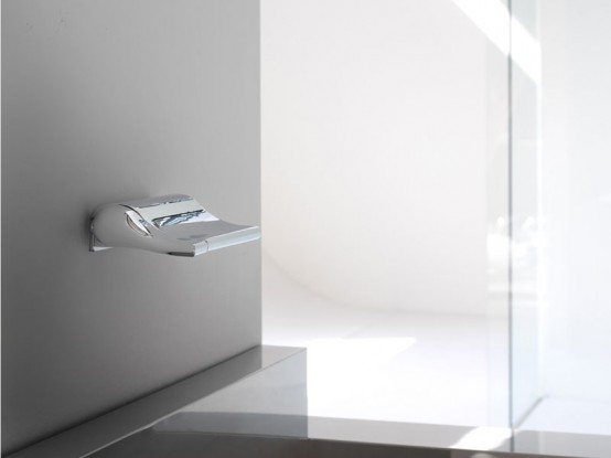 Smooth Mixers and Showers Designed by Francesco Lucchese