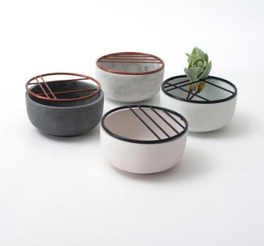 Soe Cups And Ikebana Bowls For Flower Arrangements