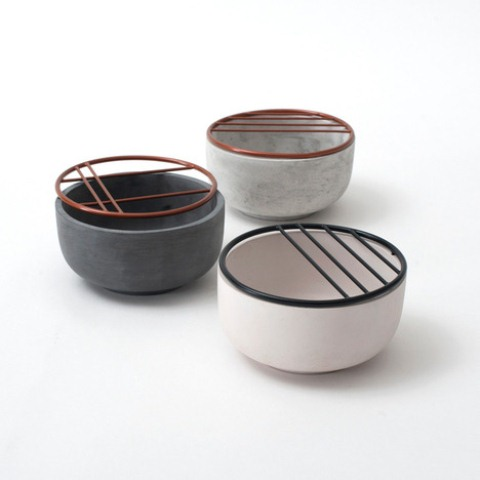 Soe Cups And Ikebana Bowls For Flower Arrangements