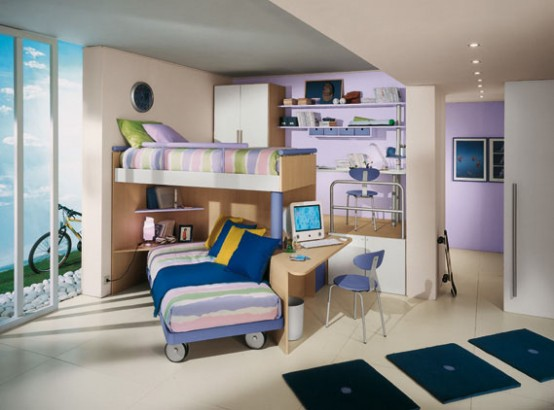 Kids Bedroom from Soppalchi Moderk collection