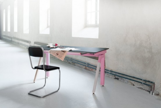 Sottoform Transformable Work Table