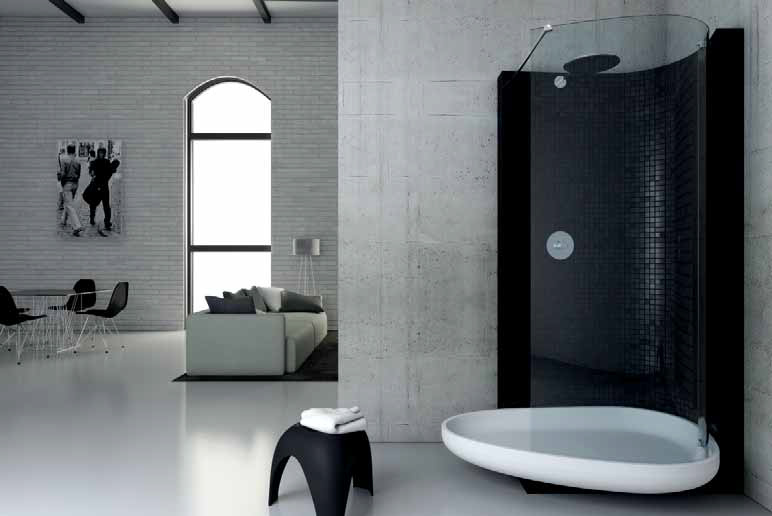 SPA-Like BEYOND Bathtubs And Showers Collection