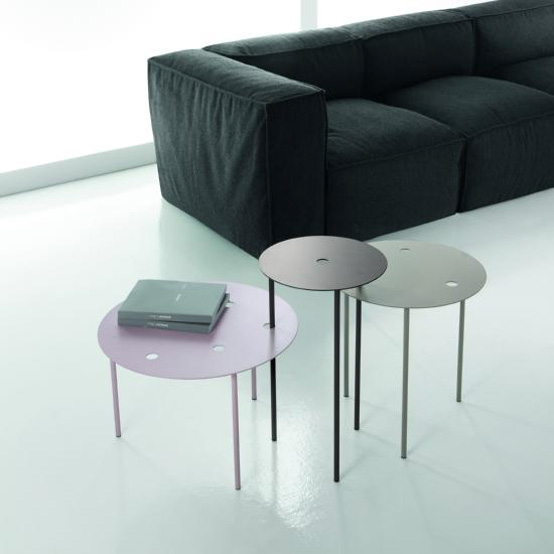 Space Saving Ocasional Tables – Qui Pro Quo by Bonaldo
