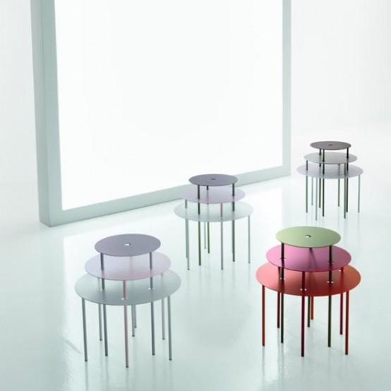 Space Saving Ocasional Tables