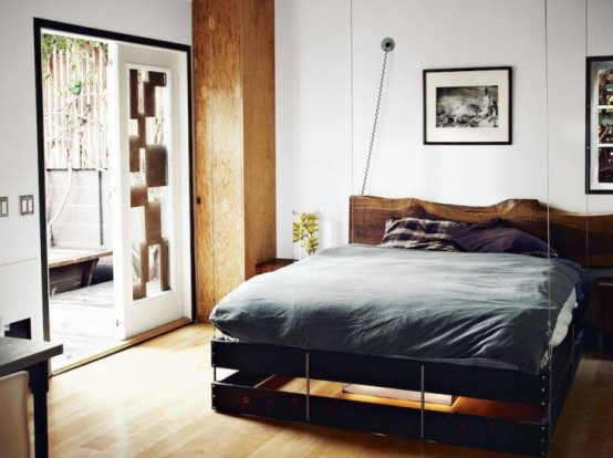 13 Space-Saving Retractable Loft Beds