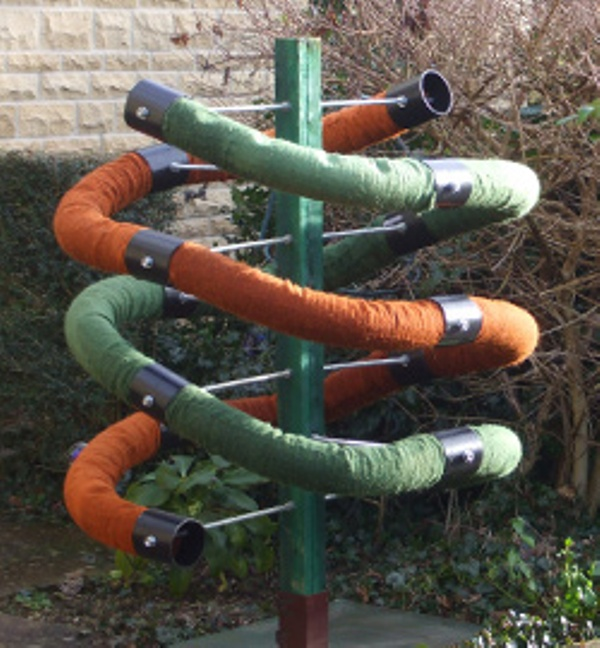 Space Saving Solution For Your Garden