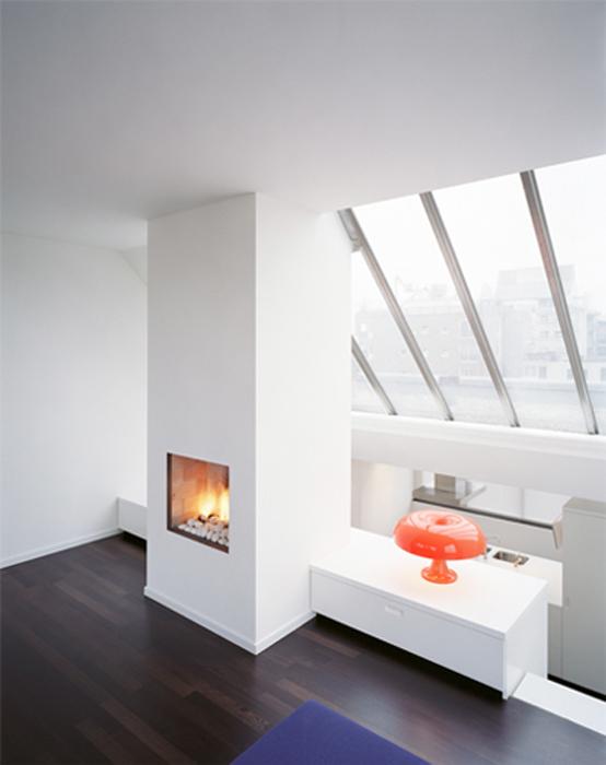 Spacious Interior Design Of 100sqm Apartment