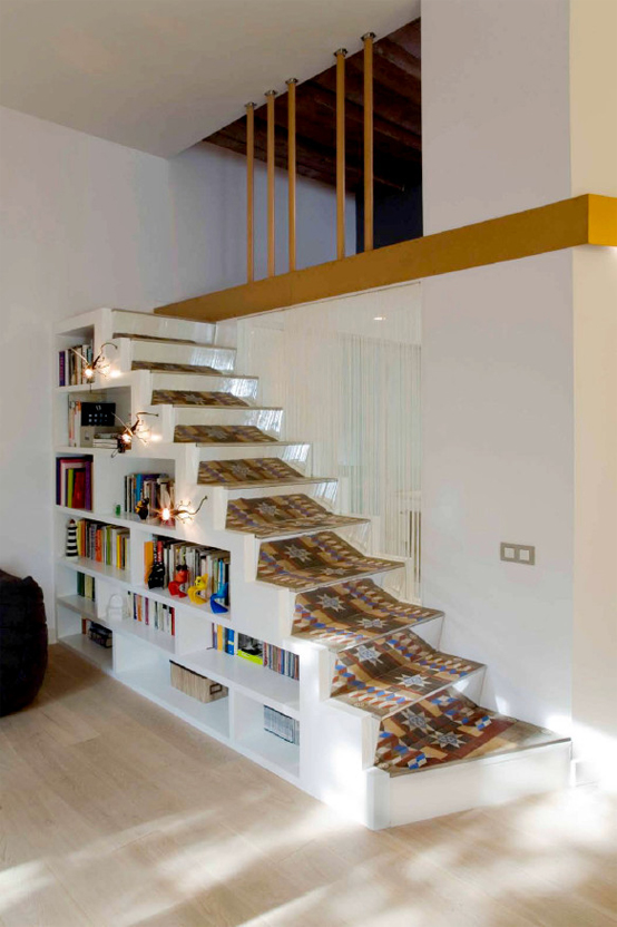 Spain Flat With Smart Storage