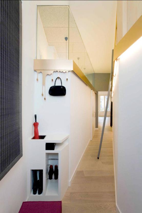 Spain Flat With Smart Storage