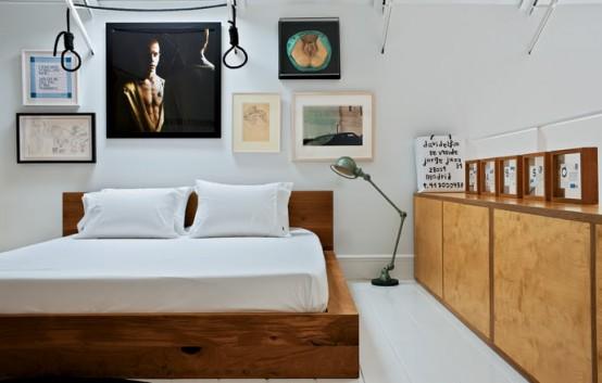 Spanish Dream Loft Design
