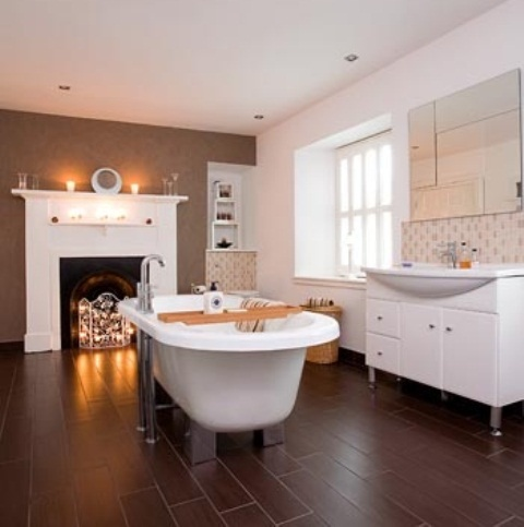 Modern Bathrooms Pinterest