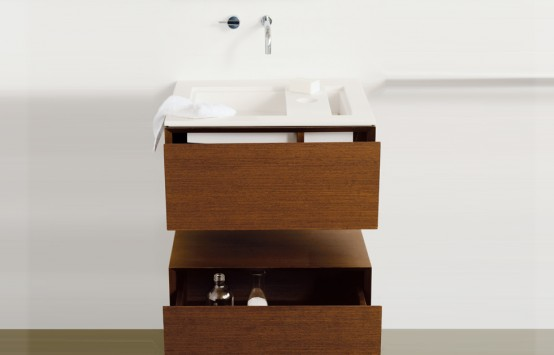 Spiritual Balance Bathroom Furniture