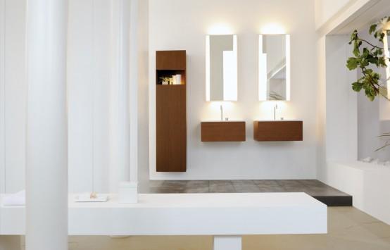Spiritual Balance Bathroom Furniture