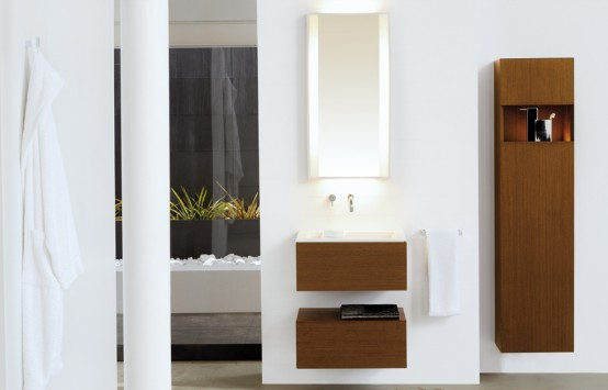 Spiritual Balance – Sophisticated Collection Of Bathroom Furniture