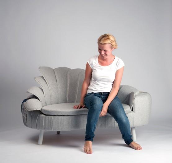 Split Personality Sofa