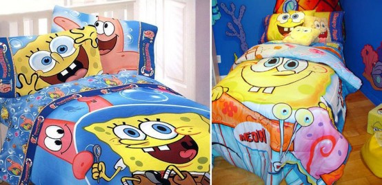 [تصویر:  sponge-bob-themed-room-design-28-554x269.jpg]