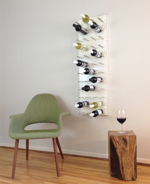 Stact Modular Wine Wall