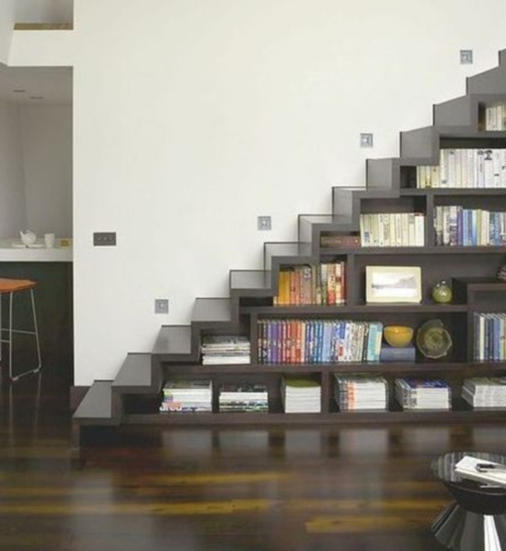 Space Saving Staircase Designs: 27 Really Cool Space Saving Staircase Designs