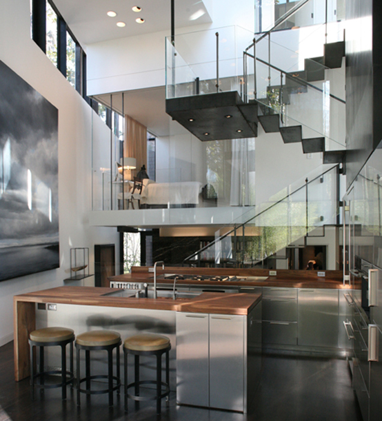 Very Best Modern Glass Staircase Design 554 x 611 · 253 kB · jpeg