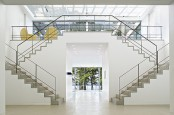 Steel Aluminum Glass House