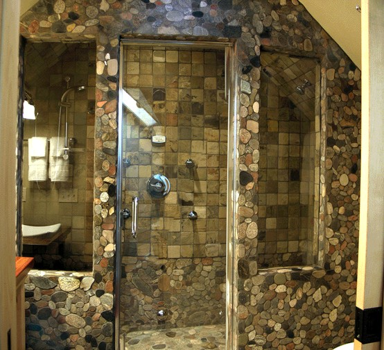 Natural Stone Bathroom Design Ideas ~ Amazing raw stone bathroom design ideas digsdigs