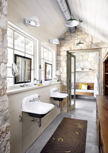 Stone Bathroom Design Ideas