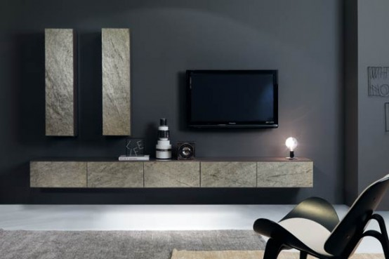 Modular Living Room Furniture Made Of Stone Nice Ideas