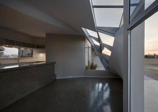 Strange House Design
