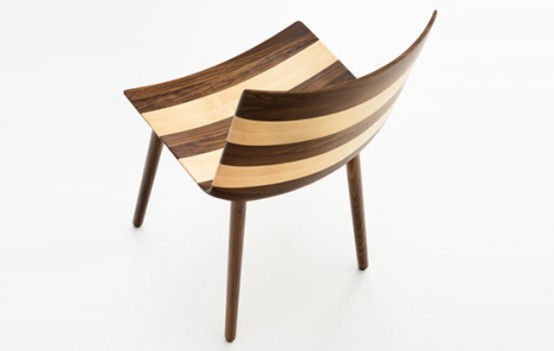 The Latest Décor Trend: 20 Striking Two-Toned Wooden Furniture Pieces